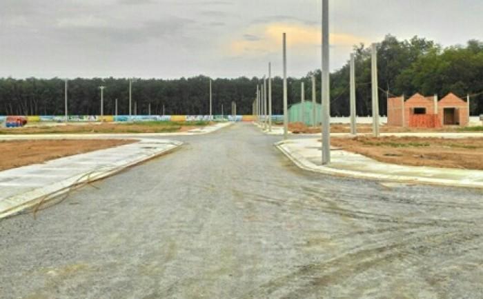 Đất nền xây dựng tự do ngay MT Nguyễn Duy Trinh quận 2