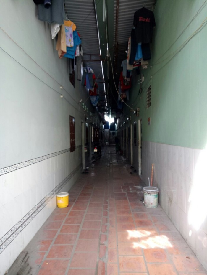 Cần bán 9 phòng trọ và 1 nhà cấp 4 đường Trần Quang Diệu, Dĩ An, Bình Dương