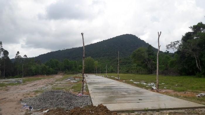 Bán đất nền Ocean Land 5 PQ, nằm trên đường Ba Trại, cách đường Búng Gội 100m