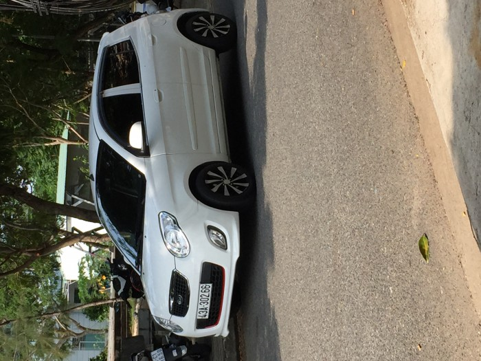 Kia Morning sản xuất năm 2012 Số tay (số sàn) Động cơ Xăng