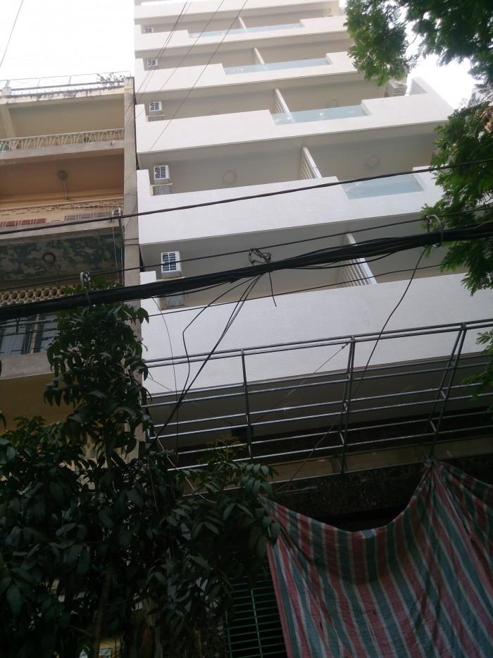 Xuất cảnh bán gấp nhà 3 tầng MT Võ Văn Kiệt ,Q 5, 4mx18m