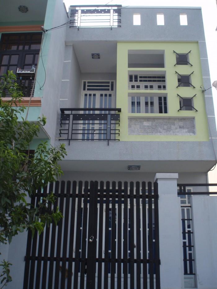 Nhà 1 lầu HXH Thạch Thị Thanh, p.Tân Định, quận 1, 90m2.
