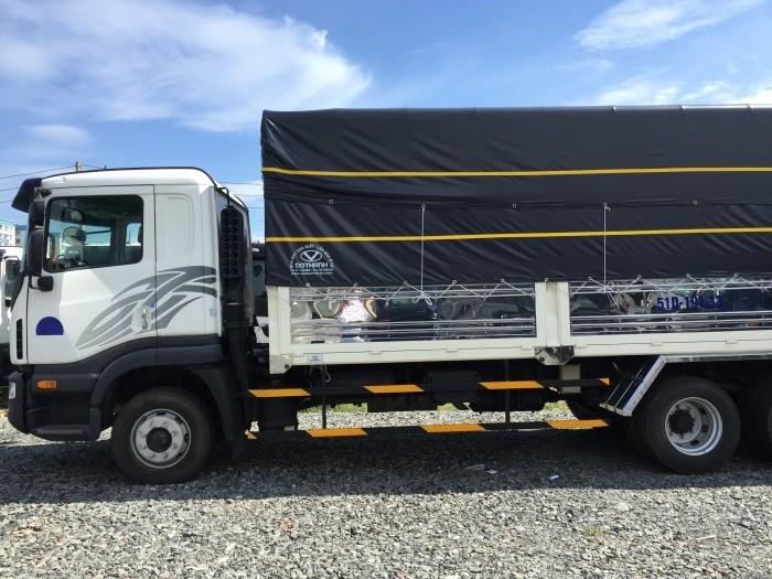 Xe tải 14t - động cơ cummins