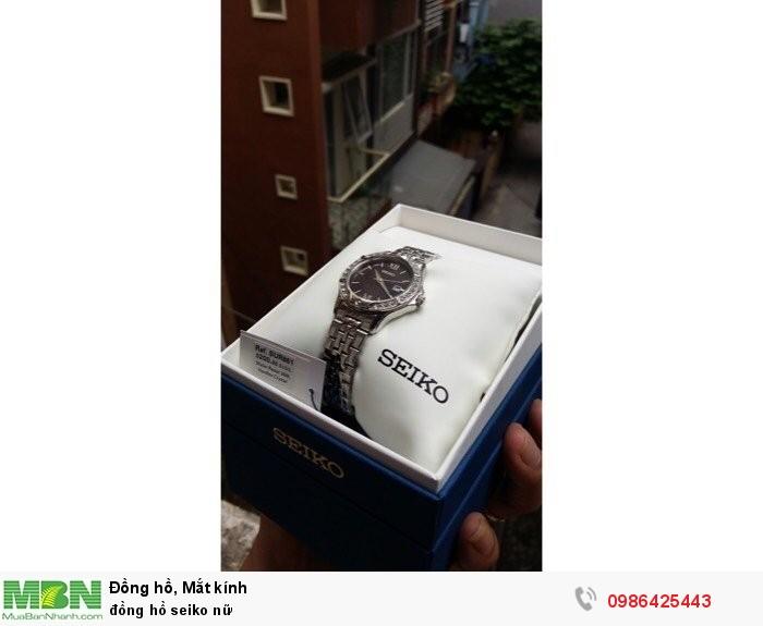 Đồng hồ seiko nữ1
