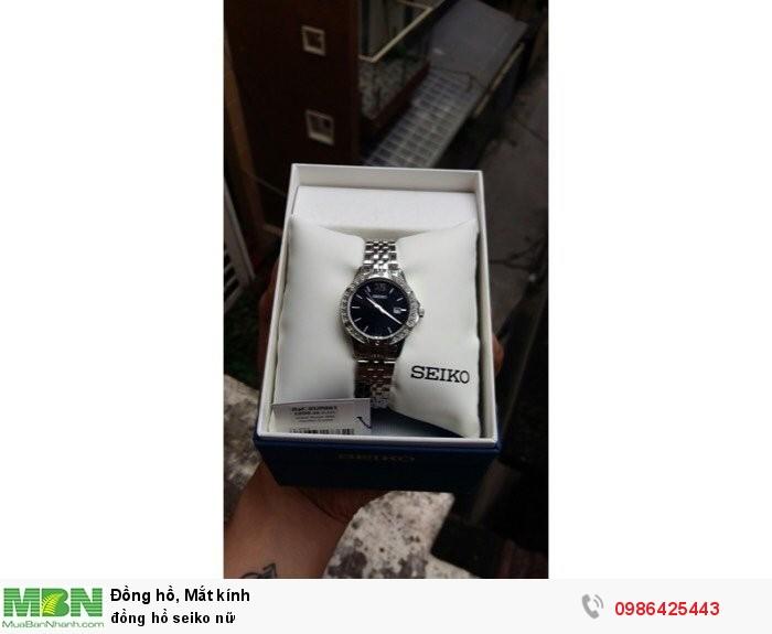 Đồng hồ seiko nữ3