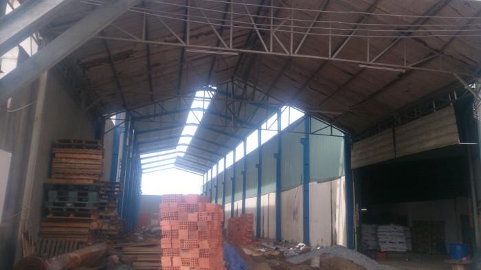 Cho thuê nhà xưởng (kho) ngay mặt tiền TL10 cách cổng KCN Hải Sơn 50m