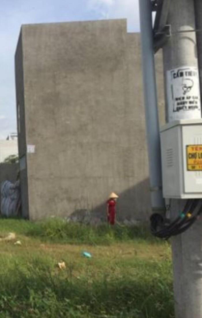 Bán gấp đất mặt đường Nguyễn Thị Thử,thổ cư 100%,SHR,5*18
