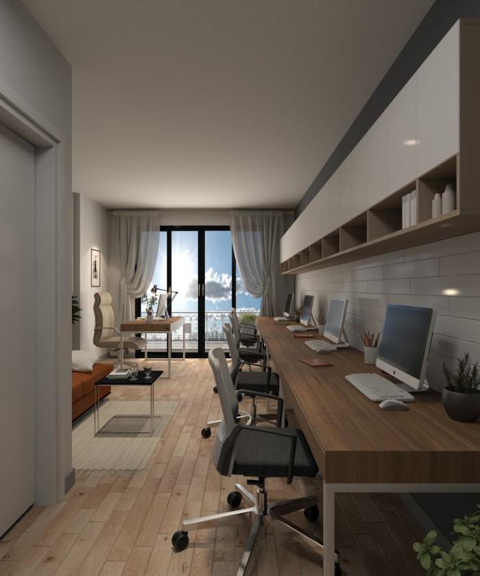 Sở hữu lâu dài Officetel Millennium,mặt tiền Bến Vân Đồn,cam kết cho thuê.