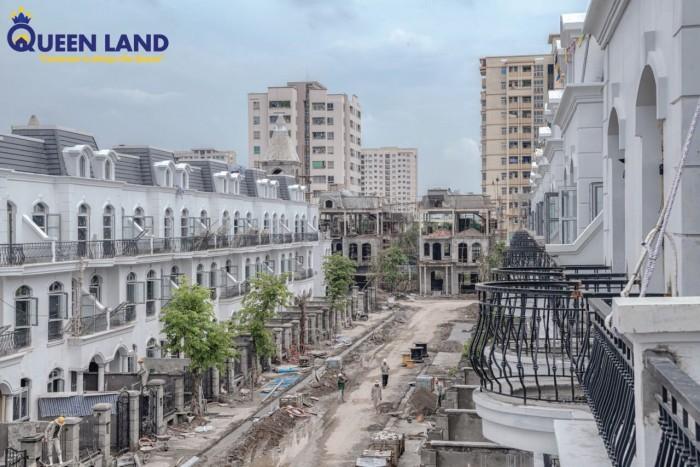 Bán nhà 96m2 3,5 tầng đường 15m, Long Biên - Hà Nội
