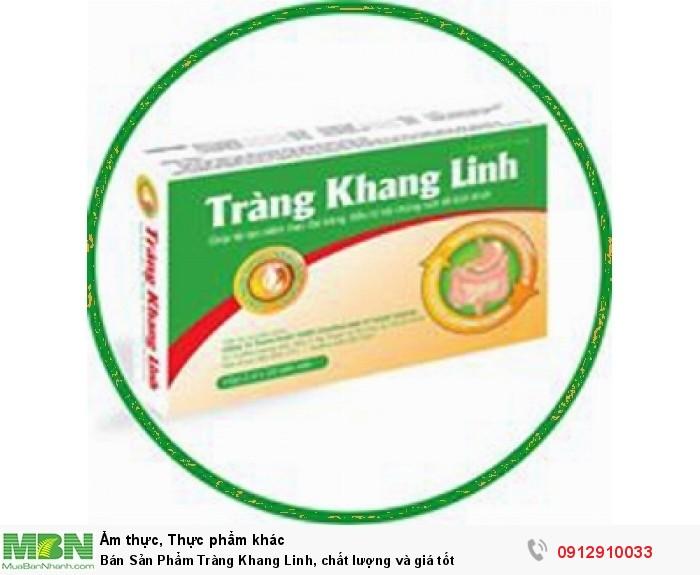 Bán Sản Phẩm Tràng Khang Linh, chất lượng và giá tốt0