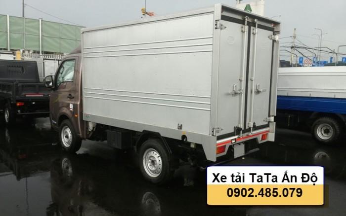 Xe tải TaTa 990kg Thùng Kín | Xe tải TaTa Ấn Độ mới 100%