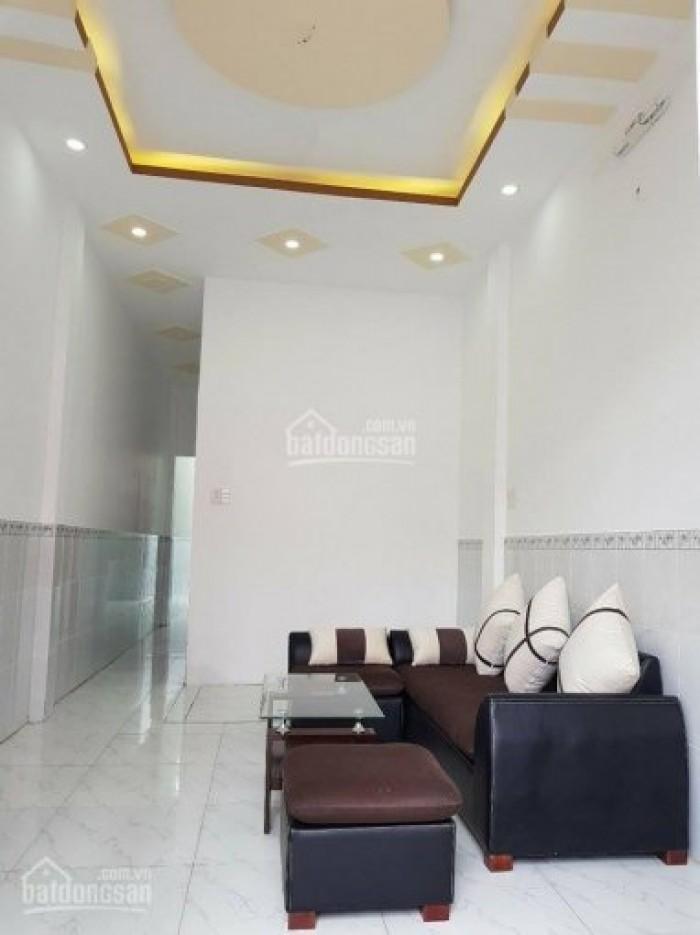 Bán nhà riêng đường Dương Cát Lợi, Thị trấn Nhà Bè, DT 3.8m x 18m, full nội thất giá 1.62 tỷ