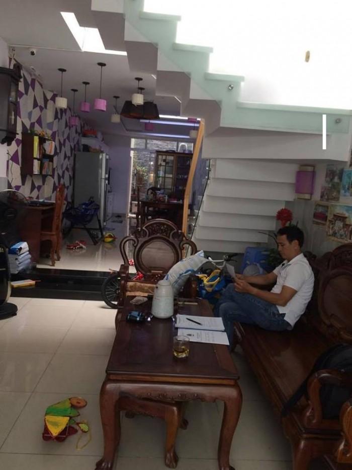 Bán nhà Hoàng Hoa Thám, Tân Bình, 60m2