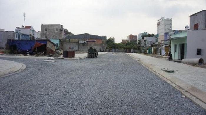Đất xây trọ, kinh doanh buôn bán gần ngay chợ đầu mối Hóc Môn