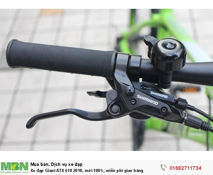 Tay đề: Shimano Altus SL-M310 3x7-Speed