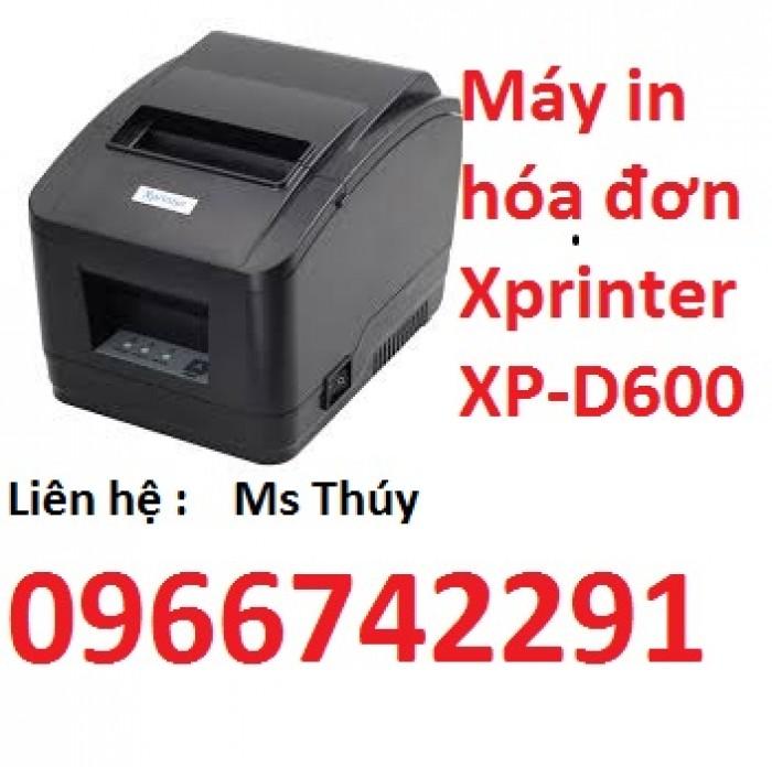 Máy in hóa đơn Xprinter XP-D600 giá tốt