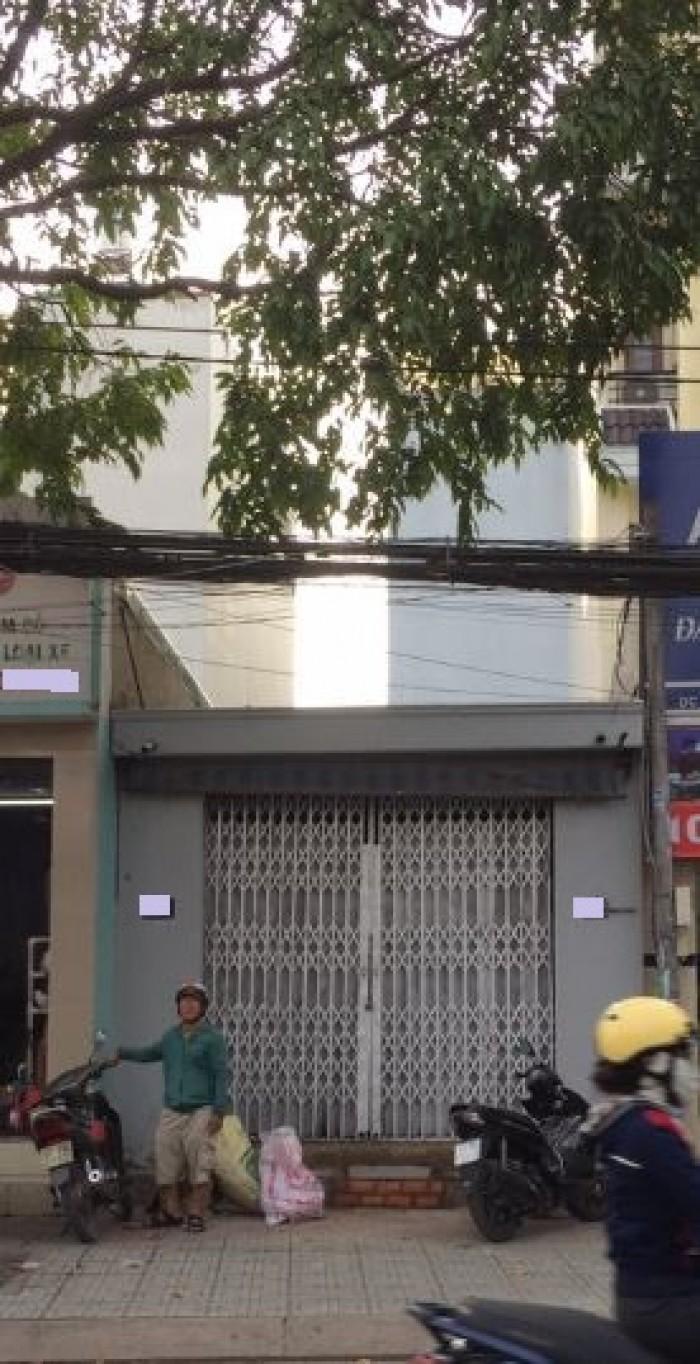 Bán nhà mặt tiền đường Lê Văn Thọ, phường 11, quận Gò Vấp