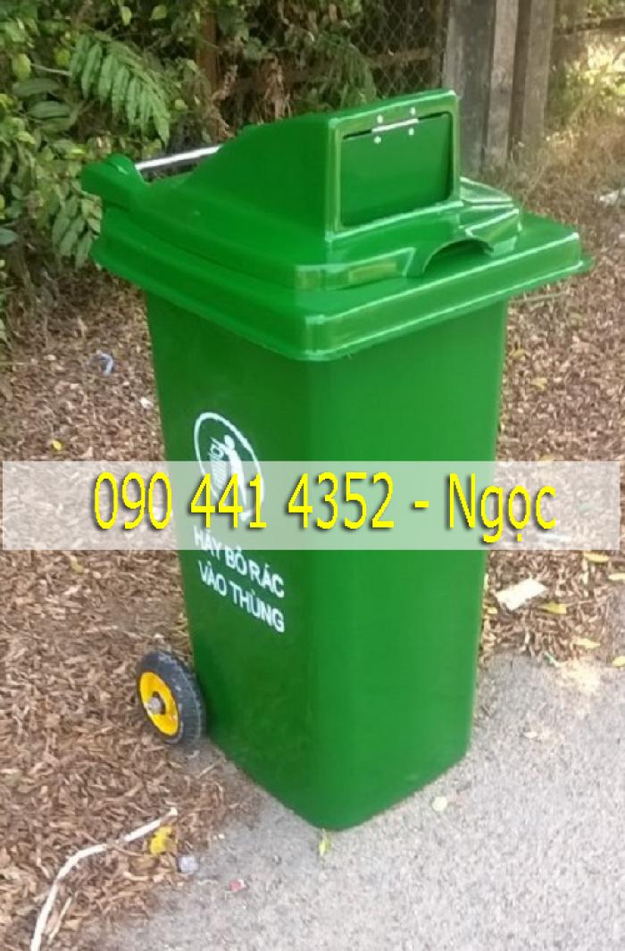 Cung cấp thùng chứa rác , thùng rác công cộng 120 lít, 240 lít.