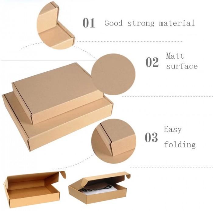 sản xuất bao bì hộp carton đóng gió gửi chuyển phát nhanh - hinh 1