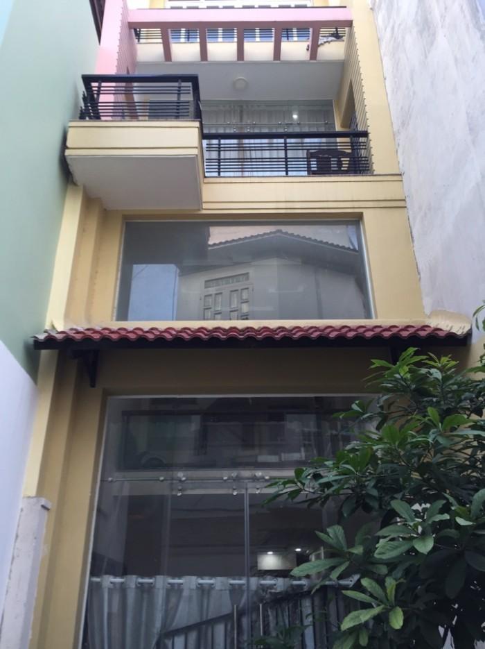 Bán Nhà HXH Đường  Vườn Lài. 3,8x11m 2 . Nhà 2 Lầu