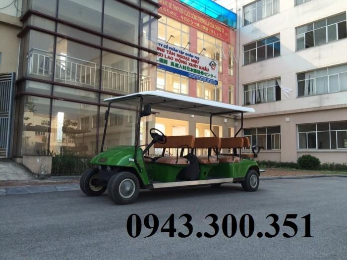 Xe chạy điện du lịch giá rẻ tại Hà Nội