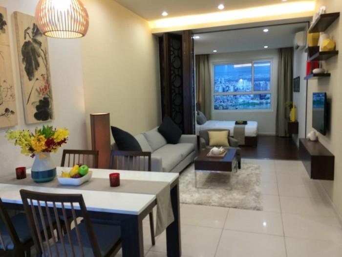Bán gấp căn hộ Cantavil, Q2. 2 phòng ngủ, 75m2, lầu cao
