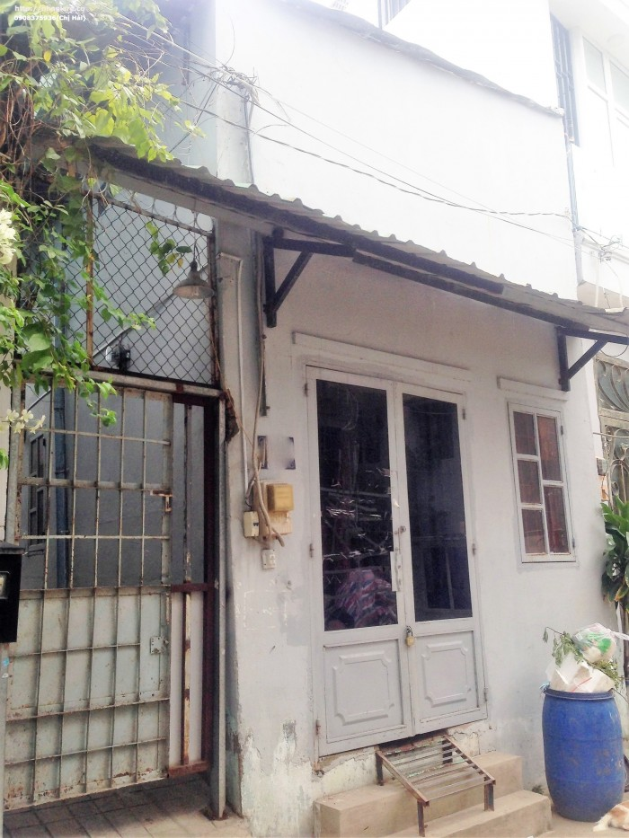 Bán gấp nhà trọ nằm hẻm 749 Huỳnh Tấn Phát, Quận 7, DT 5x17m.