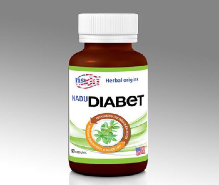 Sản phẩm hỗ trợ ổn định đường huyết- NADU DIABET, cho người bị tiểu đường0