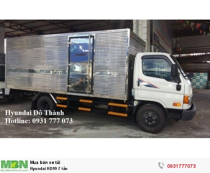 Hyundai HD99 6.5 tấn - Hỗ trợ giao xe nhanh