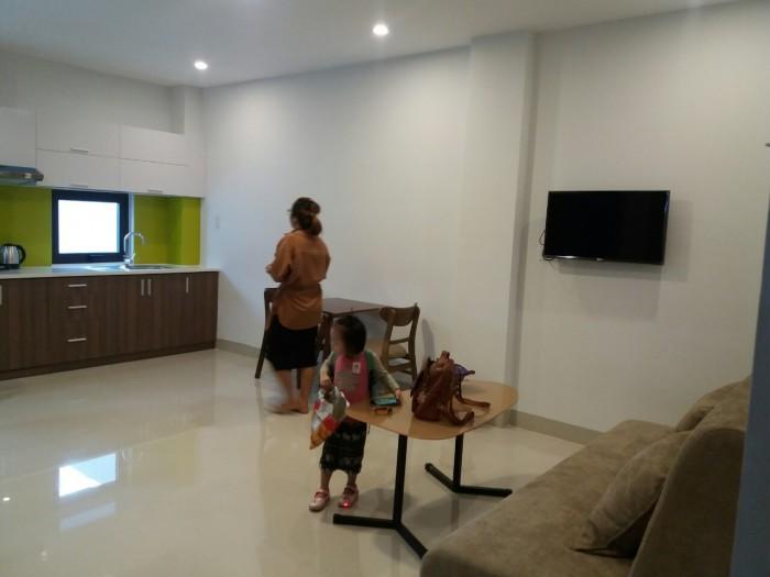 Cho thuê căn hộ 1 phòng ngủ khép kín – tiện nghi đầy đủ, sạch sẽ và an toàn.