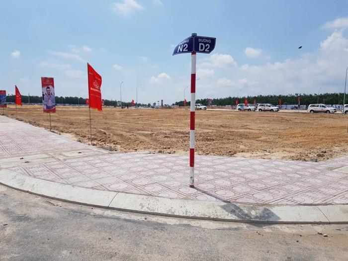 Đất nền Dự án Boulevard City, đối diện cổng Ga Metro, gần QL1A