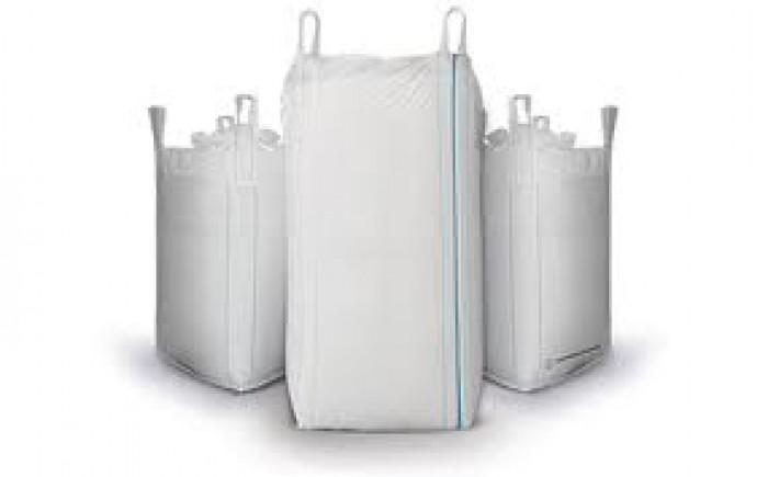 Bao jumbo trắng 500kg, 1 tấn