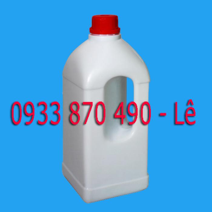 Bán giá rẻ can nhựa đựng hóa chất 1 lít, 2 lít, 4 lít, 5 lít . Can nhựa đựng thực phẩm HDPE
