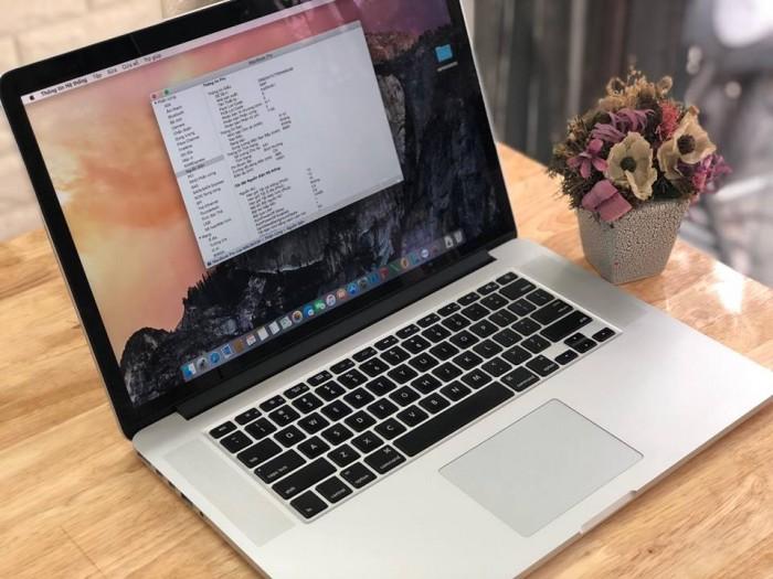 Macbook Pro Retina 15inch MD975, Như Mới, CẤU HÌNH TỐT0