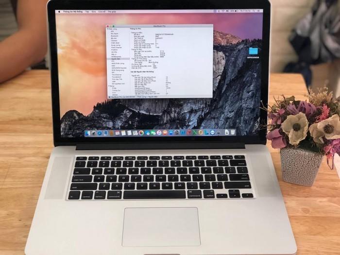 Macbook Pro Retina 15inch MD975, Như Mới, CẤU HÌNH TỐT1