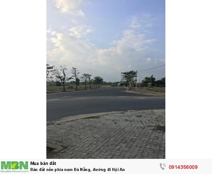 Bán đất nền phía nam Đà Nẵng, đường đi Hội An