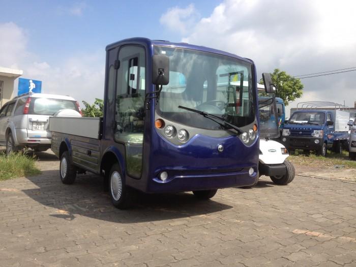 Xe tải điện chở hàng loại 1 tấn đến 1,5 tấn