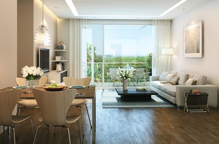 Sở hữu chung cư,vay vốn 70% giá trị căn hộ, LS 0%