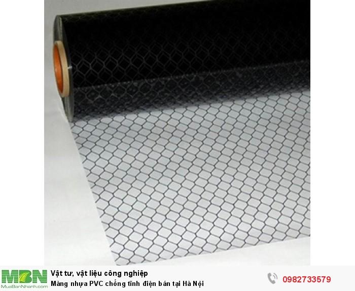 Màng nhựa PVC chống tĩnh điện bán tại Hà Nội0