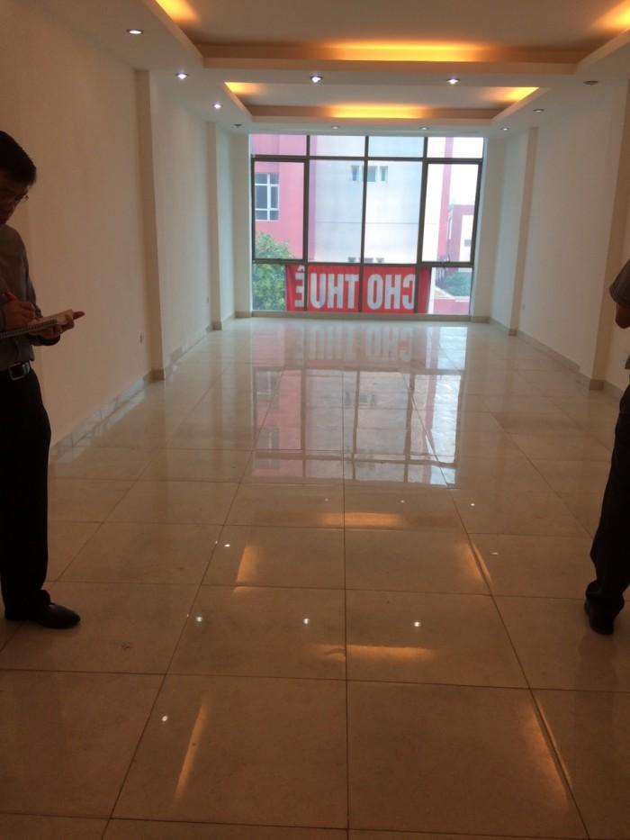 Cho thuê văn phòng 50m2 giá siêu rẻ tại mặt phố Nguyễn Khang