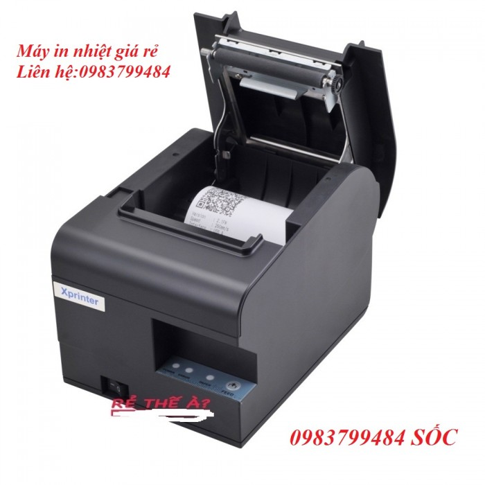 Cung cấp các loại máy in hóa đơn giá sốc hàng tốt nhất