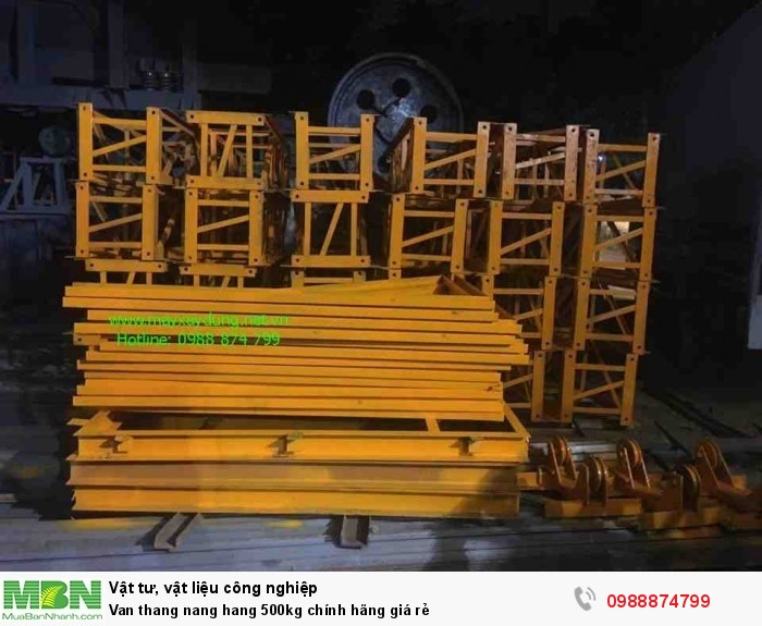 Van thang nang hang 500kg chính hãng giá rẻ2
