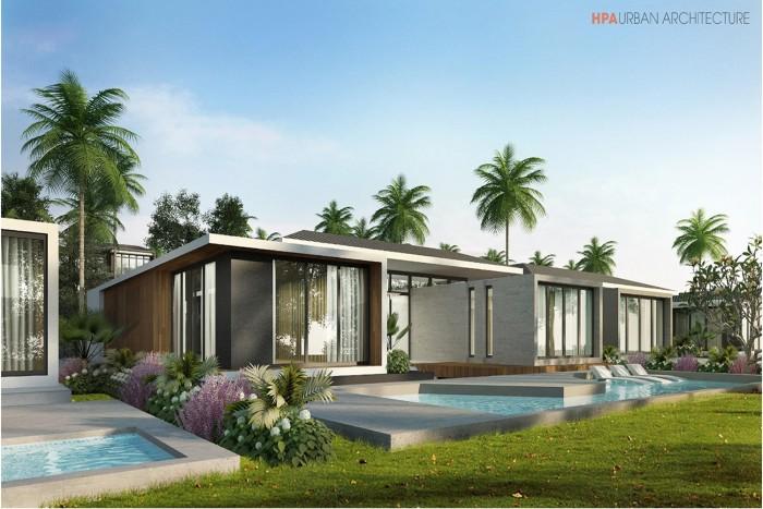 Bán biệt thự Pan Pacific Đà Nẵng, siêu dự án có cam kết mua lại từ CĐT, kênh đầu tư năm 2017