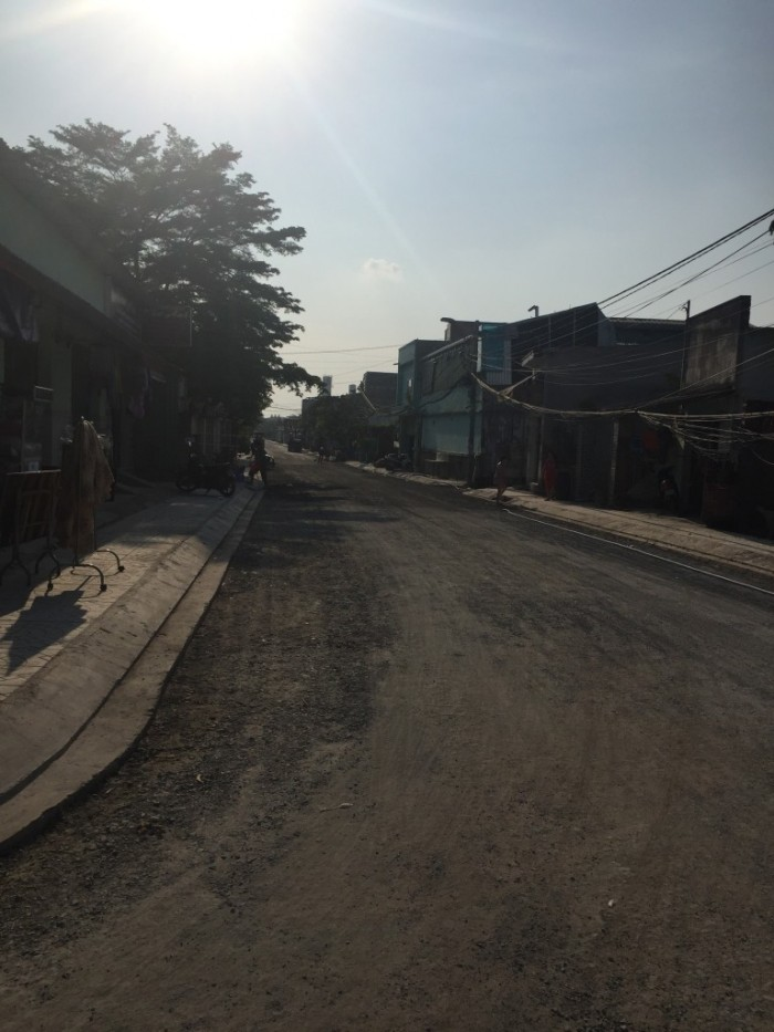 Bán đất thổ cư 4x27, đường Cầu Xây 2, P. Tân Phú, Q9