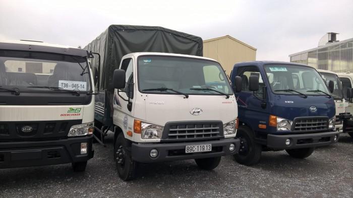 Xe tải Huyndai Tải cao (8 tấn), hàng nhập khẩu Hàn Quốc