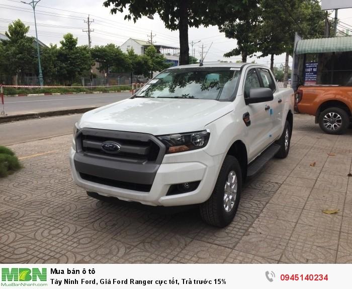 Tây Ninh Ford, Giá Ford Ranger cực tốt, Trả trước 15%, Ranger XLS, Ranger XLT, Ranger wildtrak