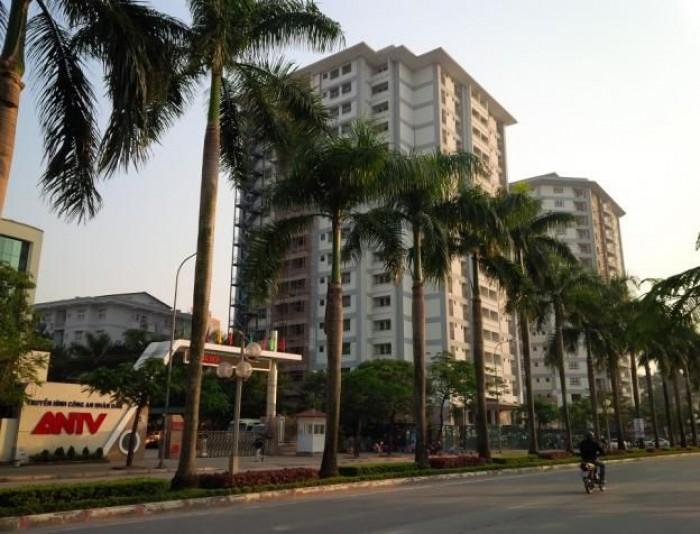 Chính chủ bán căn hộ 1702 số 7A Lê Đức Thọ, Cầu Giấy