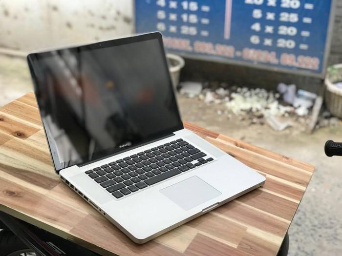 Macbook Pro A1286 15in, I5 4g Ssd128 Vga Rời Đẹp Zin 100% Giá Rẻ5
