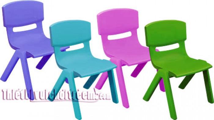 Ghế nhựa đúc cao cấp dành cho các bé tại các trường mầm non11