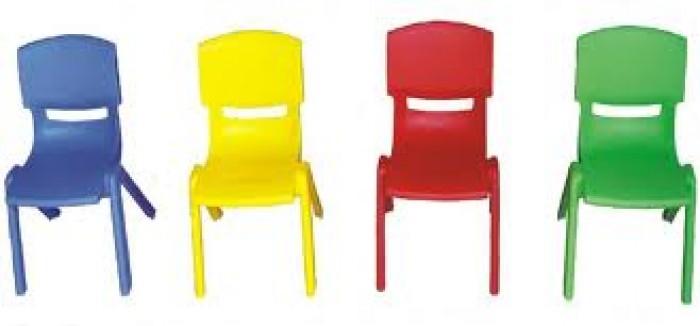 Ghế nhựa đúc cao cấp dành cho các bé tại các trường mầm non12